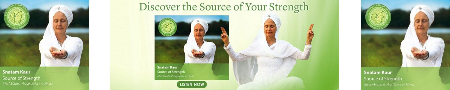 Snatam Kaur Source of Strength